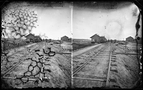 Passenger Train, Wasatch
