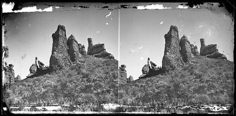 Witches Rocks, Weber Canyon