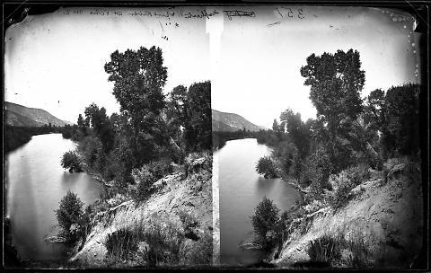Duplicate Weber River at Echo, No. 2