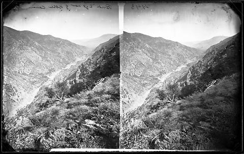 Bird's Eye View of Weber Canyon