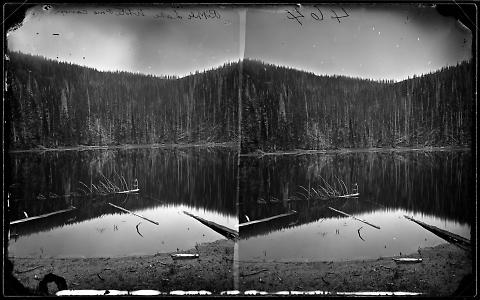 Ripple Lake, White Pine Canyon