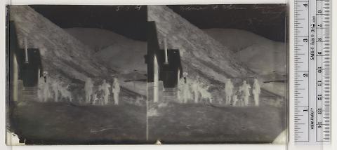 Warner and Whitman, Camp Weber