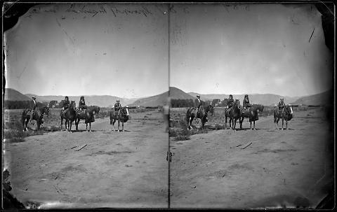 Group of Horseman, Echo City