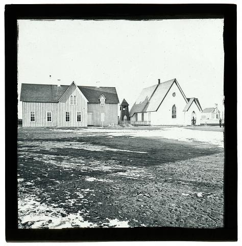 Churches, Cheyenne