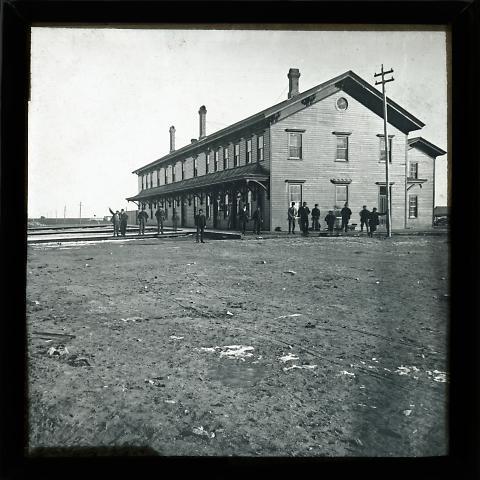 R.R. Hotel, Laramie