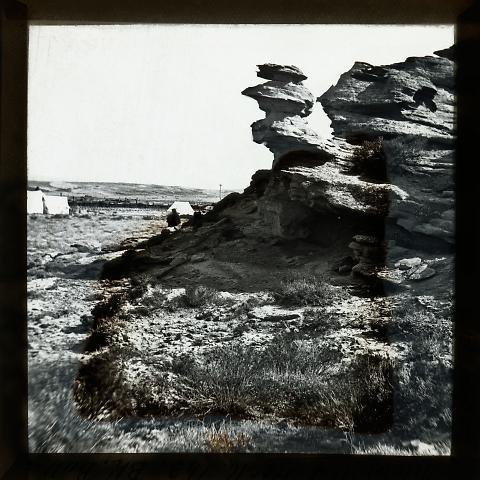 Mummy Rocks, Black Butte