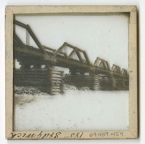 Cribwork Bridge, Green River