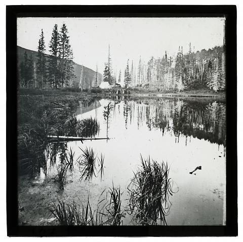 Spectre Lake, Looking West