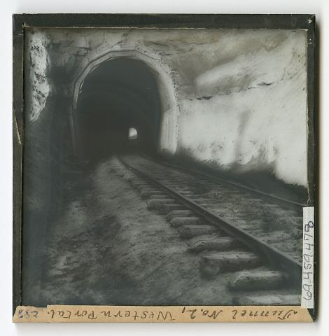 Tunnel No. 2, Western Portal