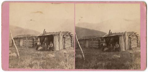 Mormon Cottage, Parley's Park