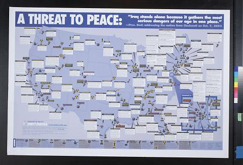 A Threat To Peace