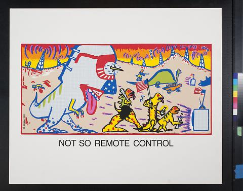 Not So Remote Control