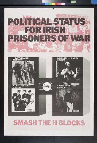Political Status for Irish Prisoners of War