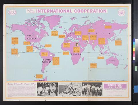 Steps Toward International Cooperation
