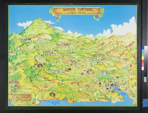 Swanson Vineyards: Napa Valley