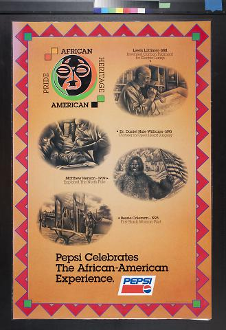 Pepsi Celebrates the African-American Experience