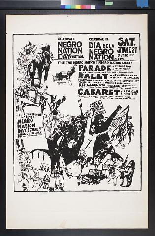 Negro Nation Day Festival