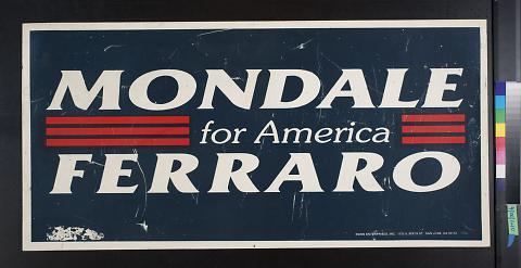 Mondale for America