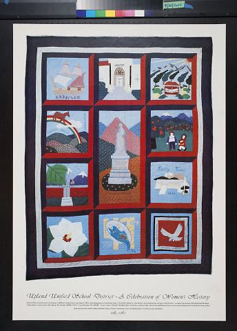 untitled (image of a quilt)