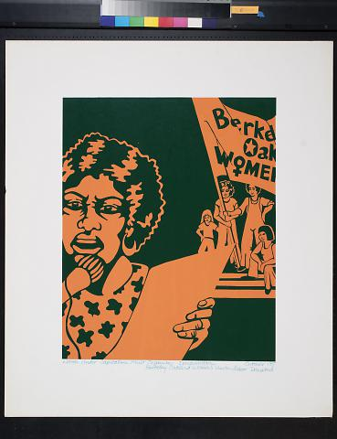 untitled (woman at a microphone)