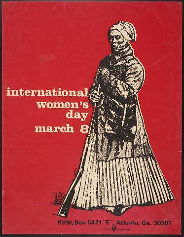 International Women's Day: March 8