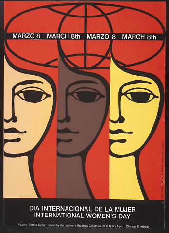 Dia Internacional De La Mujer: International Women's Day