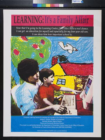 Learning: It's a Family Affair