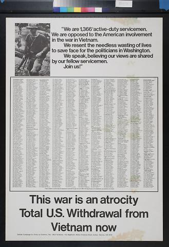 This War is an Atrocity