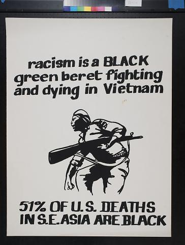 51% of U.S. Deaths in S.E. Asia are Black