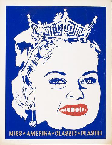 Miss Amerika Classic Plastic