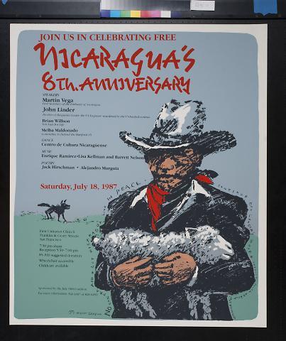 Nicaragua's 8th Anniversary