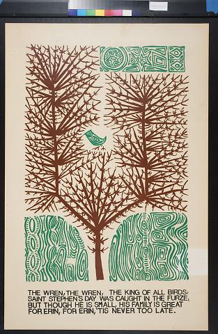 untitled (trees and a poem)