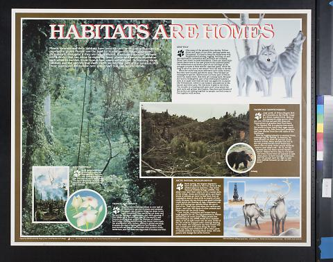 Habitats Are Homes
