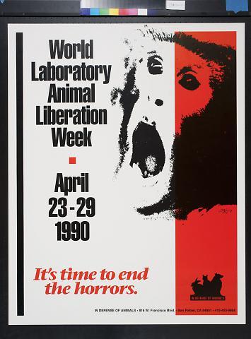 World Laboratory Animal Liberation Week