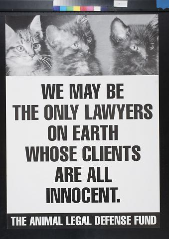 The Animal Legal Defense Fund