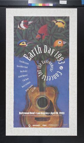 Earth Day 1993 Concerts For The Environment