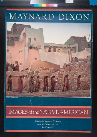 Maynard Dixon: Images of the Native American