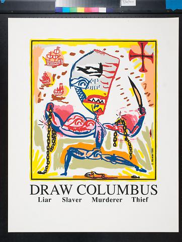 Draw Columbus