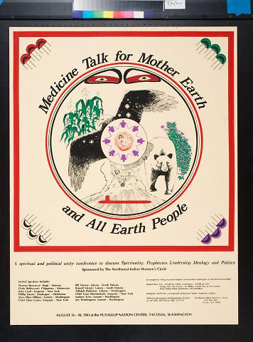 Medicine Talk for Mother Earth and All Earth People