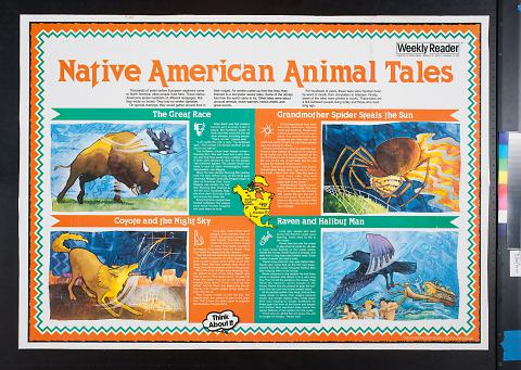 Native American Animal Tales