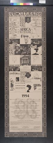 Afri-Culturalism, Architecture & Design