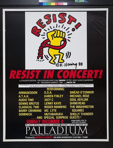 Resist in Concert