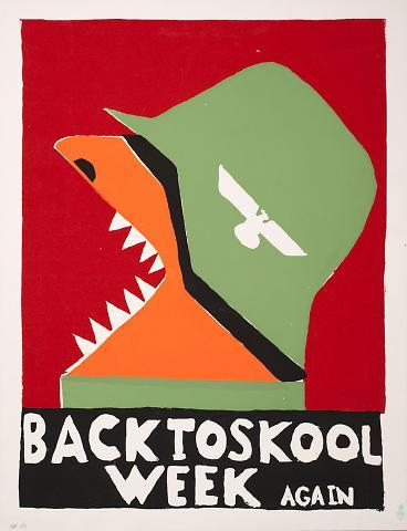 Back to skool week-again