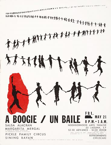 A Boogie/ Un Baile: Benefit for July 4th Coalition