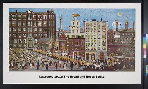 Lawrence 1912: The Bread and Roses Strike