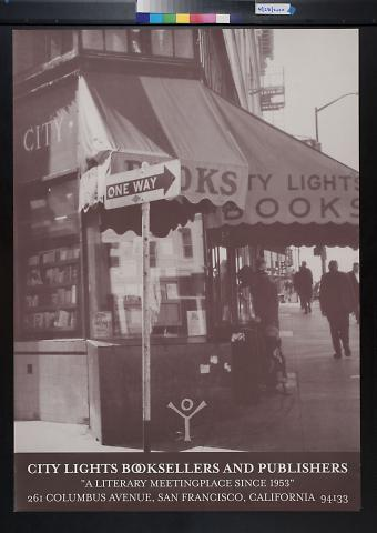 City Lights Booksellers and Publishers