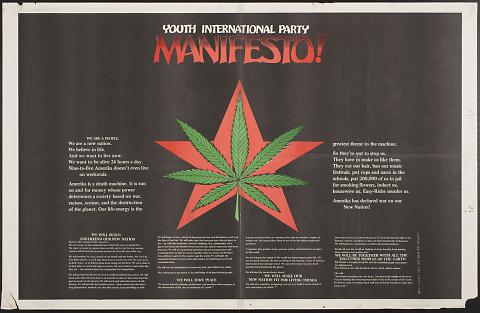 Youth International Party manifesto!