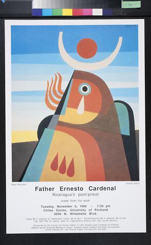 Father Ernesto Cardenal