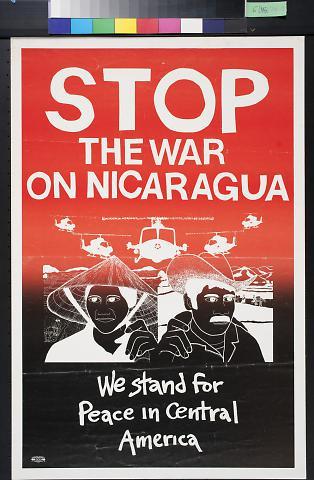 Stop The War On Nicaragua
