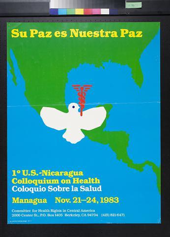 Su Paz es Nuestra Paz [Your peace is our peace]